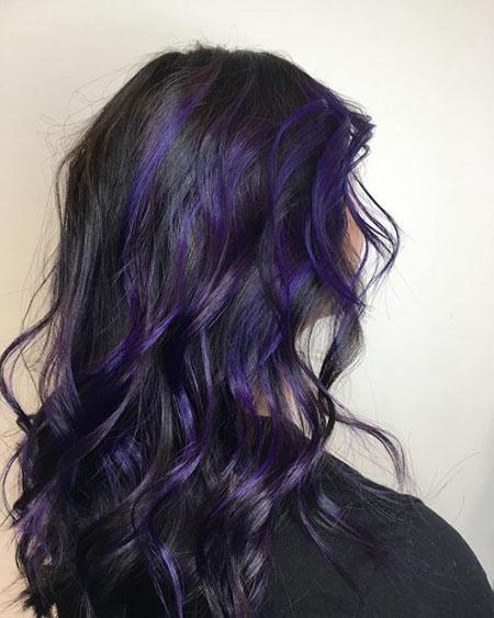 انواع فرمول رنگ مو بنفش, رنگ مو بنفش, فرمول رنگ مو بنفش