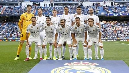 امکانات باشگاه رئال مادرید, تاریخچه باشگاه رئال مادرید, باشگاه رئال مادرید
