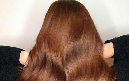 رنگ موی فندقی, فرمول های رنگ موی فندقی, رنگ موی فندقی مناسب چه پوستی است