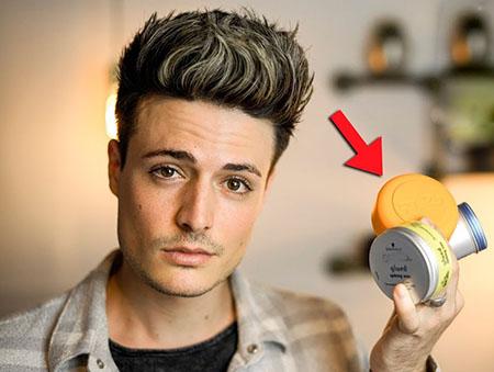 تفاوت چسب مو و واکس مو, روش استفاده از چسب مو, کاربرد چسب مو برای موهای مجعد