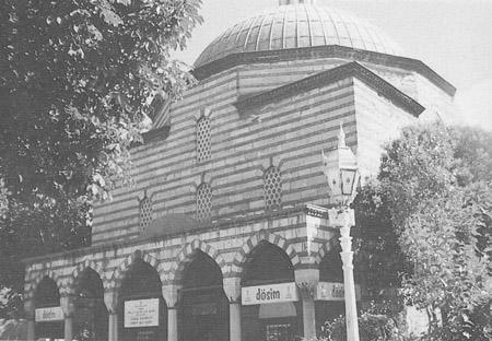 قدمت حمام خرم سلطان, حمام خرم سلطان ایا صوفیه استانبول, تاریخچه حمام خرم سلطان