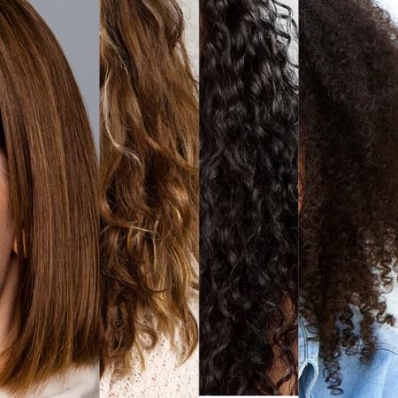 انواع نژادهای مو, دلیل تفاوت انواع نژاد مو, تفاوت انواع نژاد مو