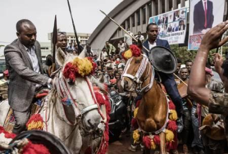 عکسهای جالب,عکسهای جذاب,نخست وزیر اتیوپی