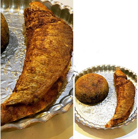 ماهی شوریده, طرز پخت ماهی شوریده, نحوه مزه دار کردن ماهی شوریده