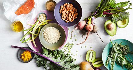 موادغذایی با طبع گرم, غذاهای با طبع گرم, فهرست غذاهای با طبع گرم