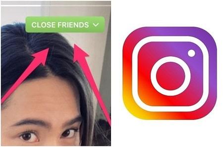 کلوز فرند چیست, Close Friends اینستاگرام, نحوه ی استفاده از Close Friends
