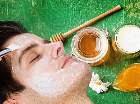 انواع ماسک شیر و عسل, ماسک شیر و عسل, خواص ماسک شیر و عسل