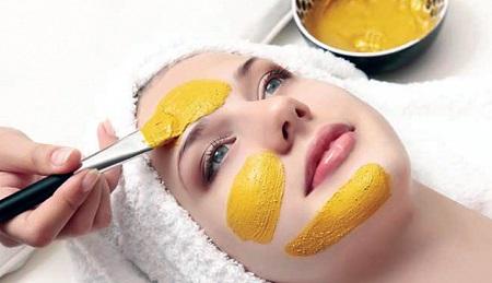 ماسک شیر و عسل برای چاقی صورت, انواع ماسک شیر و عسل, ماسک شیر و عسل