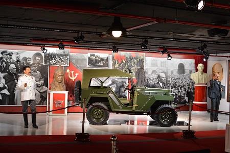 ماشین های کلاسیک و قدیمی, موزه رترو بلغارستان, موزه رترو