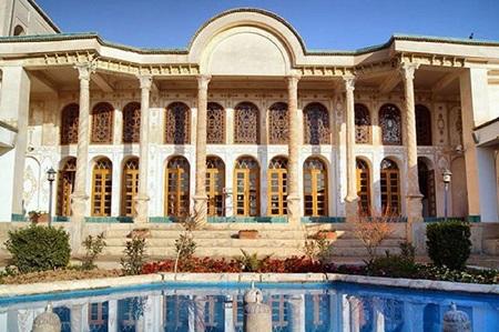 معماری خانه ملاباشی, خانه معتمدی کجاست, خانه معتمدی اصفهان