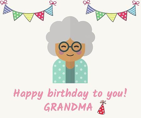 متن برای تولد مادربزرگ, تبریک روز تولد مادر بزرگ, پیام تبریک تولد برای مادربزرگ فوت شده
