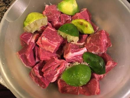 %name از بین بردن بوی زهم گوشت