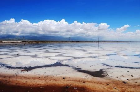 حقایق دریاچه نمک چاکا, دریاچه نمک چین, نقش دریاچه چاکا در اقتصاد چین